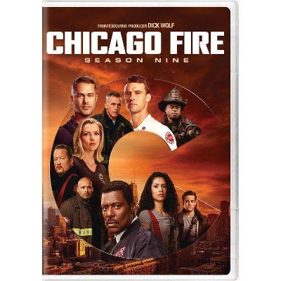 Chicago Fire: Season Nine (DVD)(2021)
