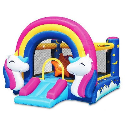 Bounceland Fantasy Bounce House with Lights and Sound