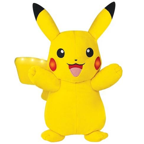 1d5ae977205b9 Pokemon Power Action Pikachu Plush : Target