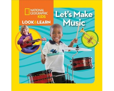 Let's Make Music -  by Ruth A. Musgrave (Hardcover) - image 1 of 1