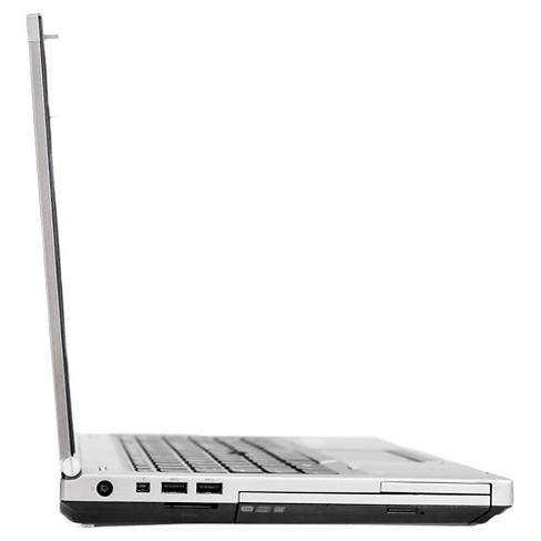 HP Pre-Owned/Certified Elitebook 8470P Core i5-2 6 3RD GEN 3320M/8GB/256  SSD/DVD-RW/14/W7P64/CAM Laptop - Black/ Gray (TT5-0015)