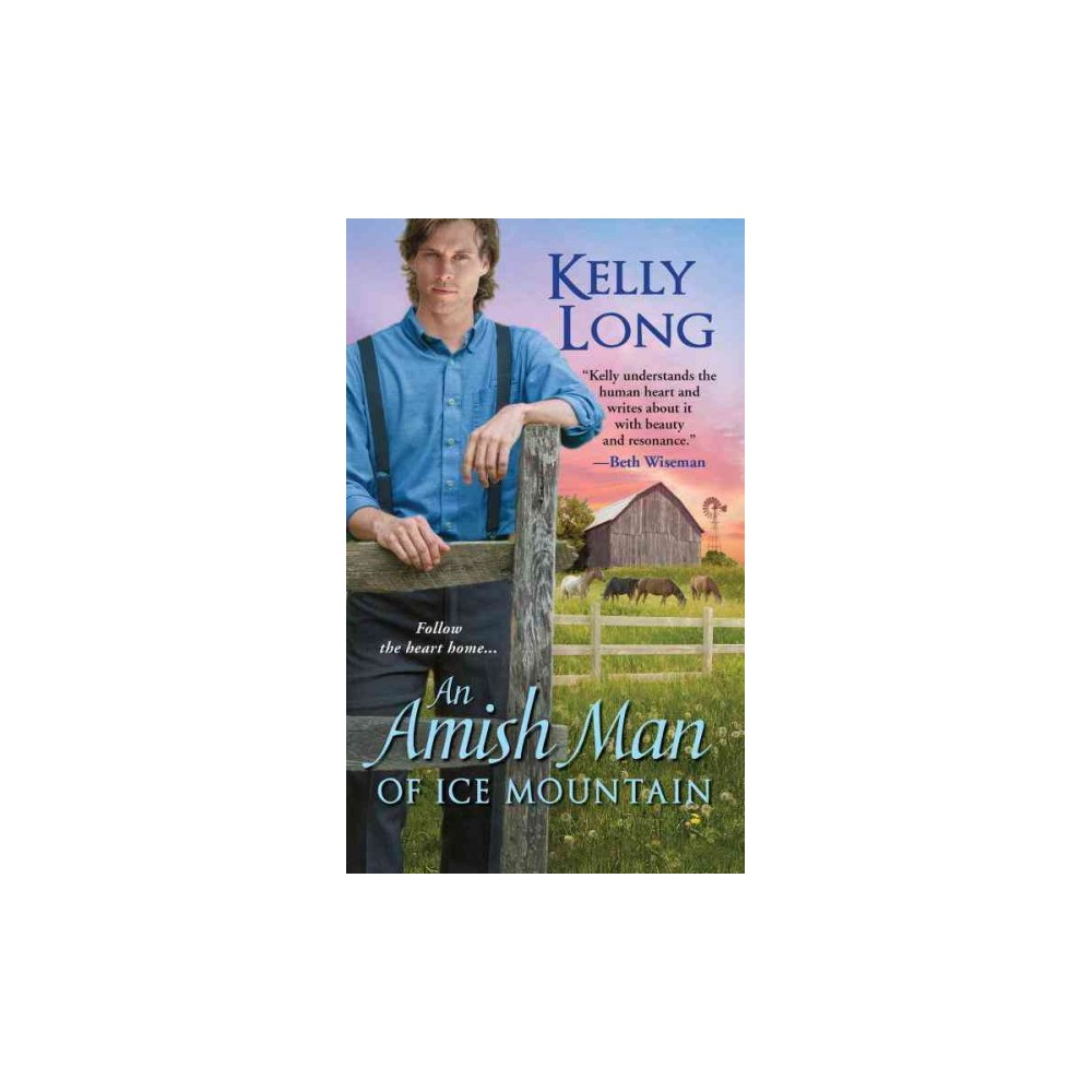 An Amish Man of Ice Mountain ( Ice Mountain) (Paperback)