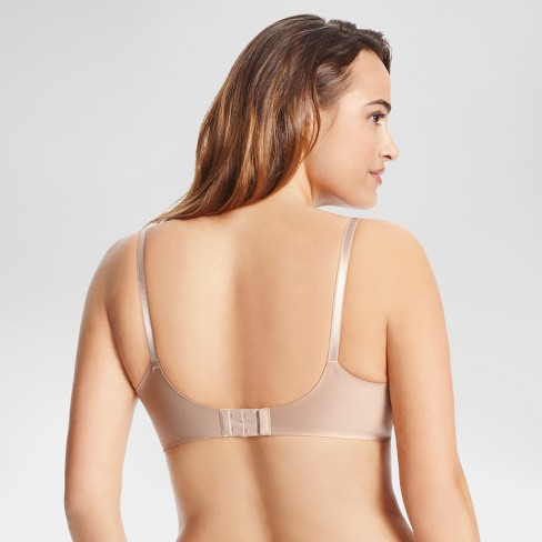 819c4292b12d0 Simply Perfect By Warner s® Women s Full Figure Underarm Smoothing  Underwire Bra   Target