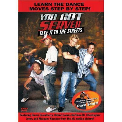 You Got Served: Take It To The Streets (DVD)(2004)