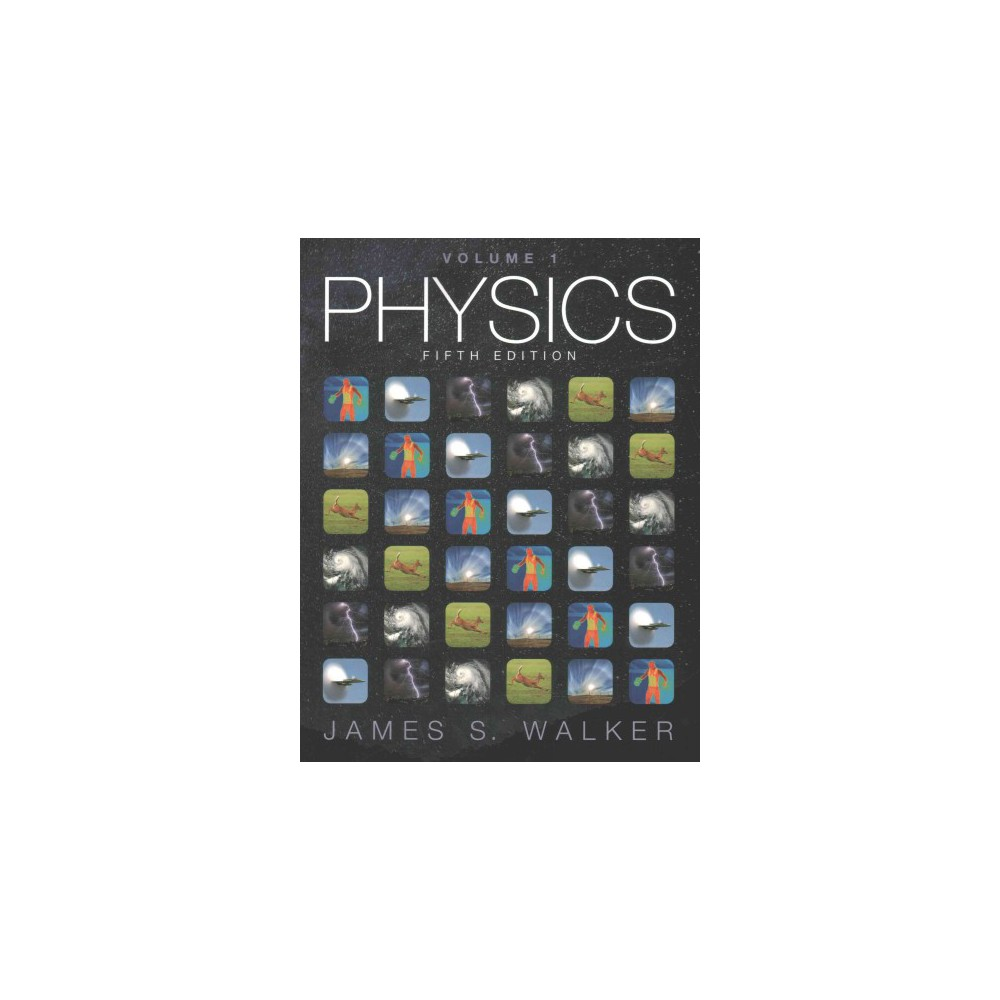 Physics (Vol 1) (Paperback) (James S. Walker)