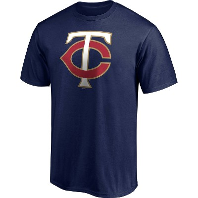 MLB Minnesota Twins Men's Short Sleeve Core T-Shirt