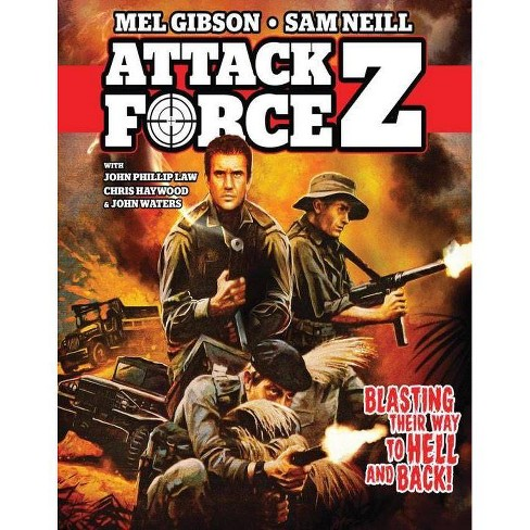 Attack Force Z (Blu-ray) - image 1 of 1