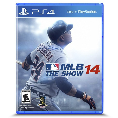 MLB 14: The Show PRE-OWNED PlayStation 4 - image 1 of 1