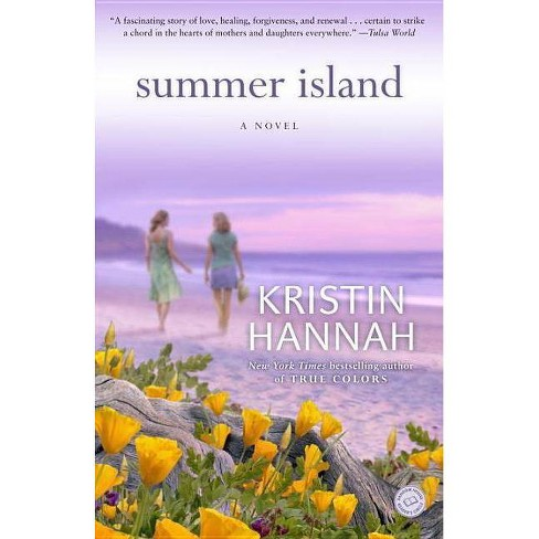 Summer Island (Paperback) by Kristin Hannah - image 1 of 1
