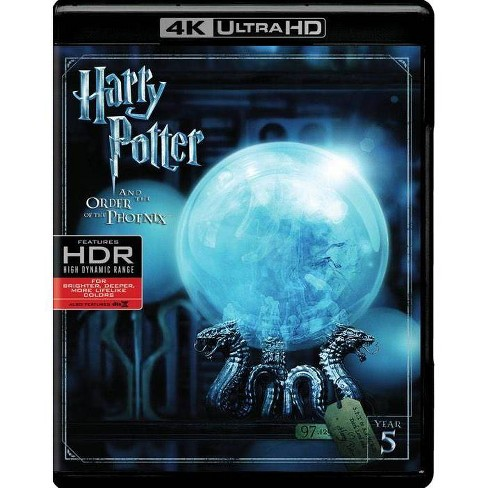 Harry Potter and the Order of the Phoenix (4K/UHD) - image 1 of 1