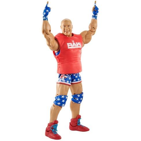 WWE Elite Collection Kurt Angle Figure-Series #66 - image 1 of 4