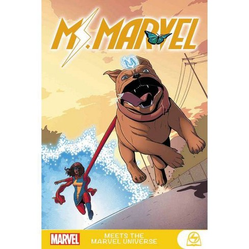 Ms. Marvel Meets the Marvel Universe - (Paperback) - image 1 of 1