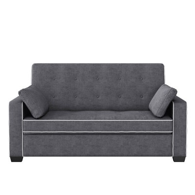 Andrea Convertible Sofa - Serta