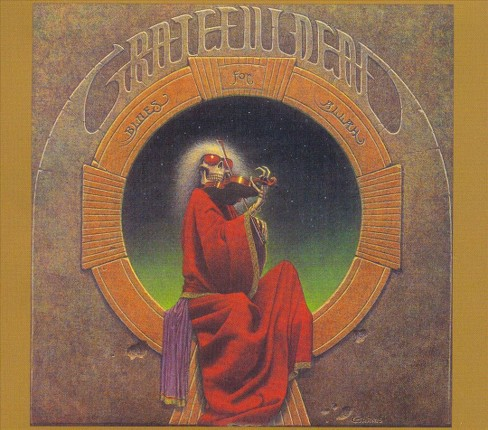 Grateful dead - Blues for allah (CD) - image 1 of 1