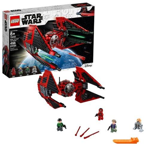 LEGO Star Wars Major Vonreg's TIE Fighter 75240 - image 1 of 4