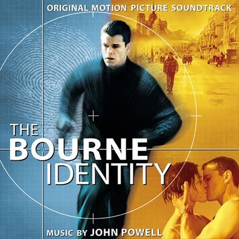 Powell, John (Film Composer) - Bourne Identity (Original Motion Picture Soundtrack) (CD) - image 1 of 1