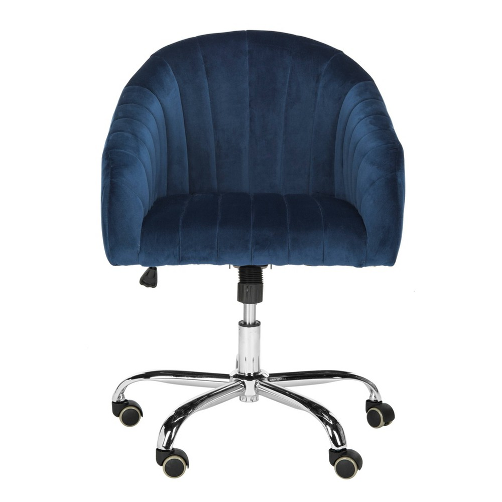 Task And Office Chairs Safavieh Navy (Blue)