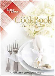 Better Homes and Gardens New CookBook Bridal Edition (Hardcover)(Better Homes & Gardens)