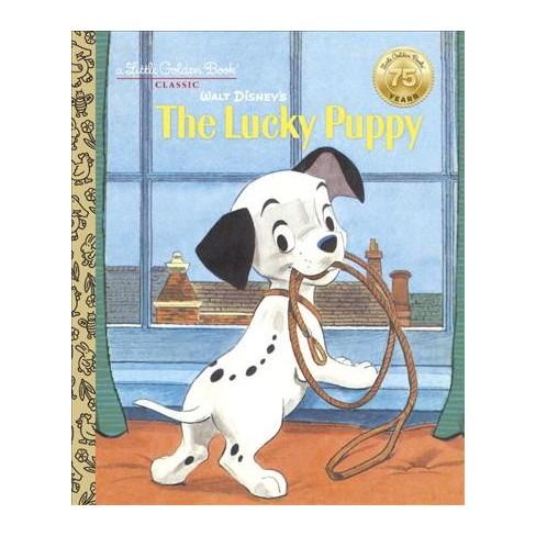 Walt Disneys The Lucky Puppy Hardcover Jane Werner Watson Target