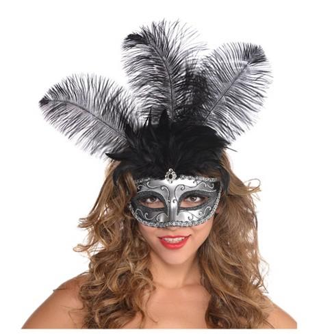 Shades of Dominance Halloween Costume Mask - image 1 of 1