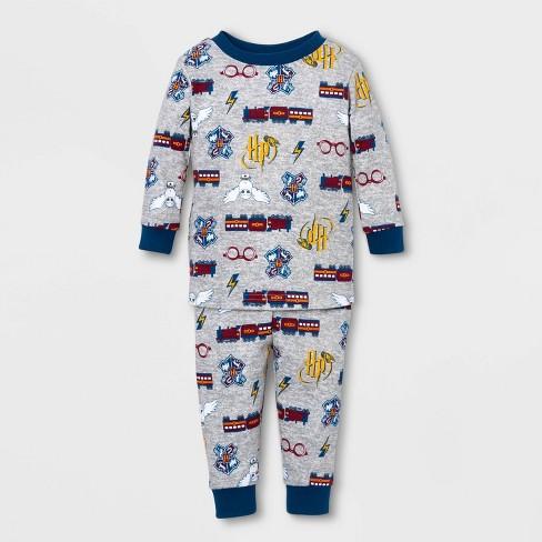 Baby Harry Potter Family Pajama Set Footed Sleeper - image 1 of 1