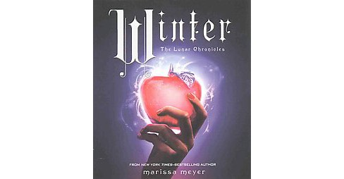 Winter : Cinder / Scarlet / Cress / Fairest (Unabridged) (CD/Spoken Word) (Marissa Meyer) - image 1 of 1
