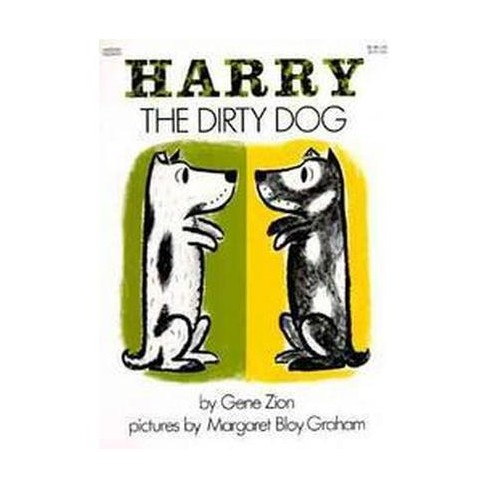 Harry the Dirty Dog (Paperback) by Gene Zion - image 1 of 1