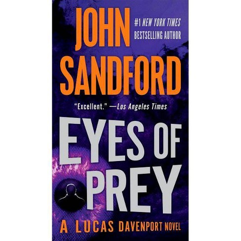 Eyes of Prey - (Lucas Davenport Mysteries) by  John Sandford (Paperback) - image 1 of 1