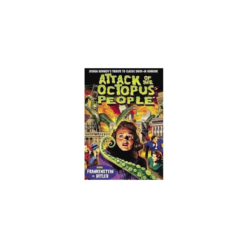 Attack Of The Octopus People/Frankens (Dvd)