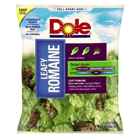 Dole Fresh Premium Romaine Blend - 9.5oz - image 1 of 3