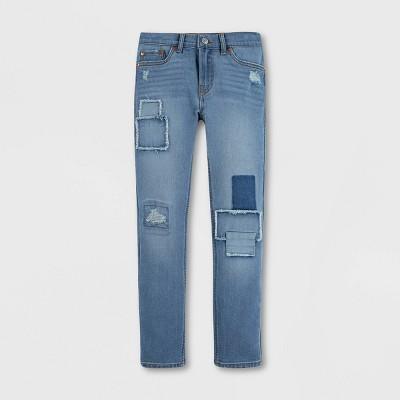 Levi's® Girls' Girlfriend Jeans - Juno Medium Wash