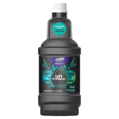 Swiffer WetJet Cleaner Solution Unstopables - Fresh - 1.25L