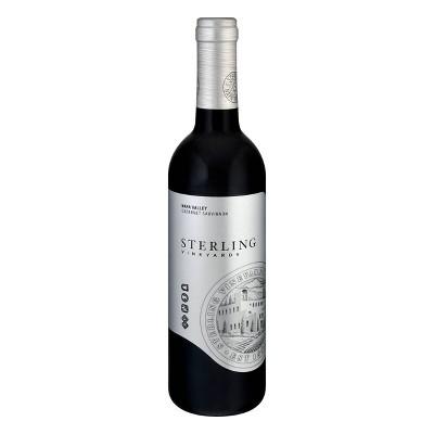 Sterling Napa Cabernet Sauvignon Red Wine - 750ml Bottle