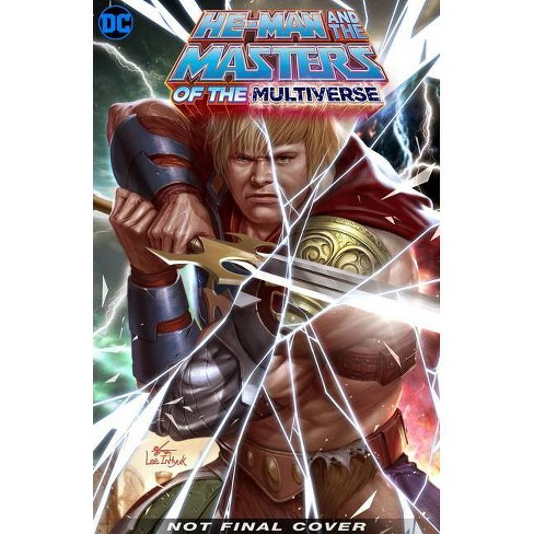 He-Man and the Masters of the Multiverse - by  Tim Seeley (Paperback) - image 1 of 1