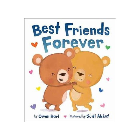 Best Friends Forever By Owen Hart Hardcover Target