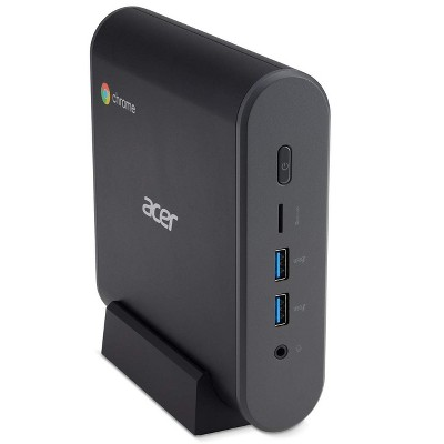 Acer Chromebox CXI3 Intel Celeron 3867U 1.8GHz 4GB Ram 128GB SSD Chrome OS - Manufacturer Refurbished