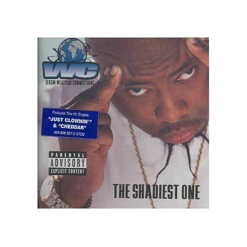 WC - Shadiest One (CD) - image 1 of 1