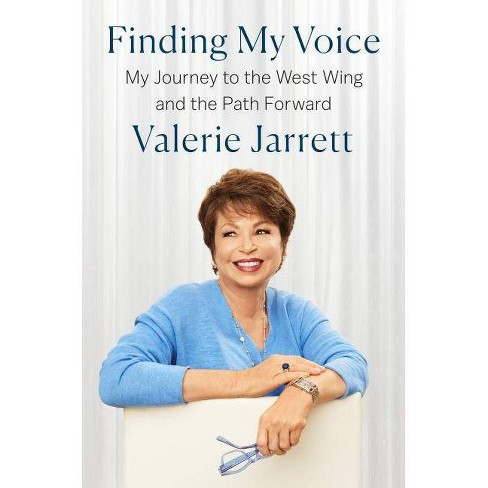 Finding My Voice - by  Valerie Jarrett (Hardcover) - image 1 of 1