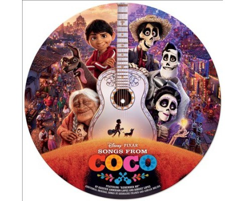 Various - Songs From Coco (Ost) (Vinyl) - image 1 of 1