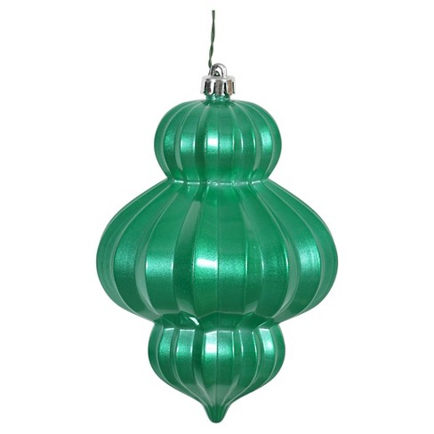 3ct Seafoam Green Candy Lantern Christmas Ornament Set - image 1 of 1