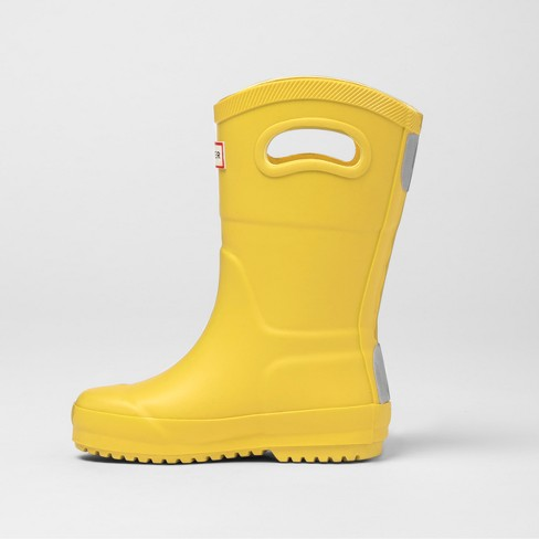 d56c1570a74 Hunter for Target Toddlers' Waterproof Tall Rain Boots - Yellow 6