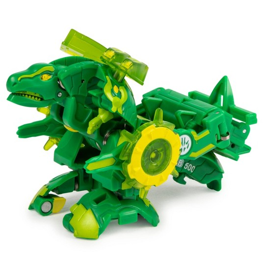 "Bakugan Ultra Trox with Transforming Baku-Gear Armored Alliance Collectible Action Figure 3"" image number null"