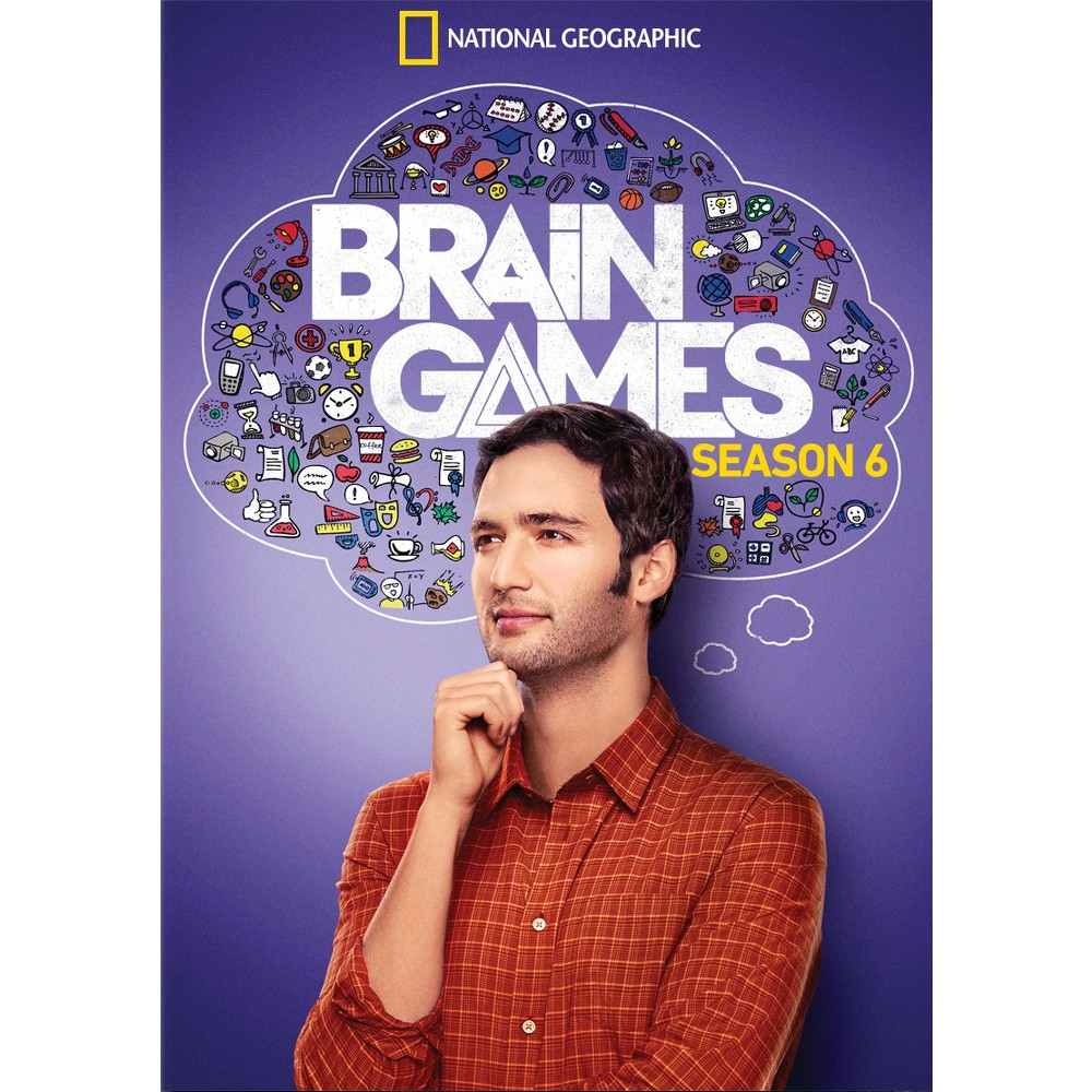 Brain Games:Season 6 (Dvd)
