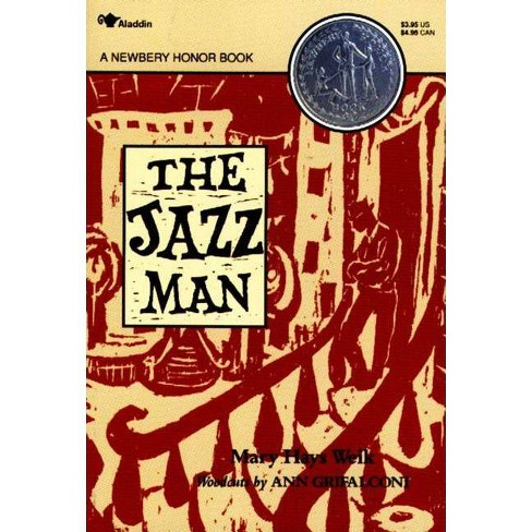 The Jazz Man - by  Mary Hays Weik (Paperback) - image 1 of 1