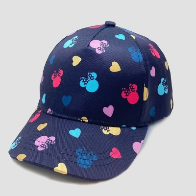 Toddler Minnie Mouse Baseball Hat