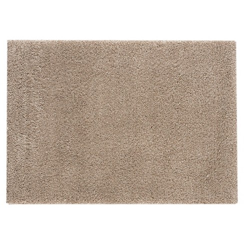 8'X10' Solid Area Rug Beckett Cream - Balta Rugs - image 1 of 4
