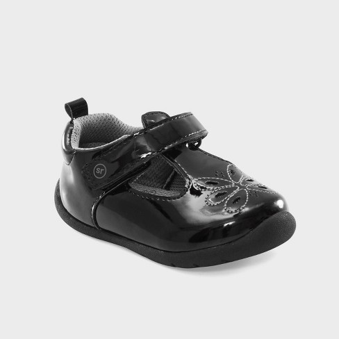 Baby Girls' Surprize by Stride Rite Sneakers - Black - image 1 of 4