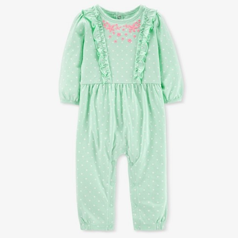 5ad74441e Baby Girls  Polka Dot Jumpsuit - Just One You™ Made By Carter s ...