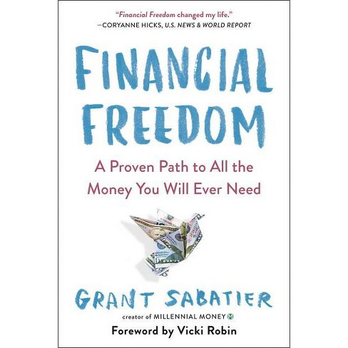 Financial Freedom - by Grant Sabatier (Paperback) - image 1 of 1