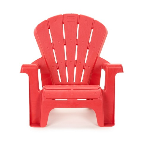 little tikes garden chair red - Little Tikes Garden Chair
